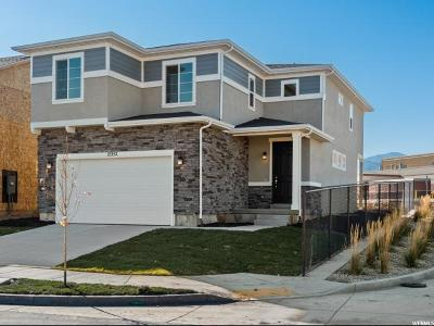 Herriman Single Family Home For Sale: 12352 S Big Bend Park Dr W #112