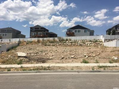 West Jordan Residential Lots & Land For Sale: 6468 W Chan Reese S