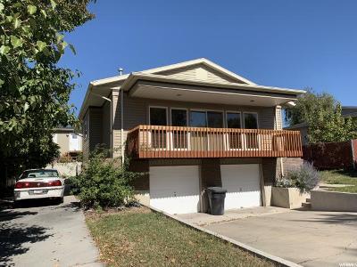 Murray Single Family Home For Sale: 349 E Doreen S