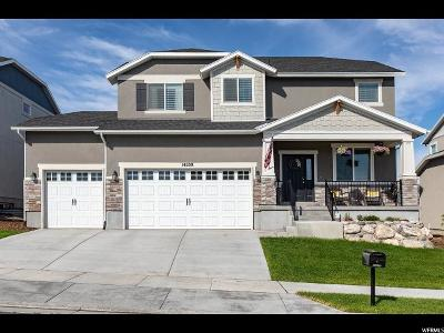 Herriman Single Family Home For Sale: 14258 S Box Meadow Ln