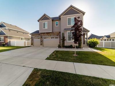 Draper Single Family Home For Sale: 12112 S Galena Grove Way
