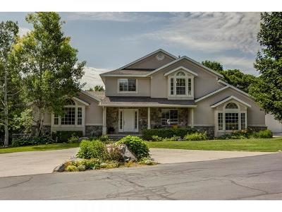 Highland Single Family Home For Sale: 5985 W Oakview Dr
