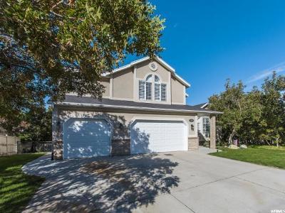 Sandy Single Family Home For Sale: 11726 S Gambel Oak Cir