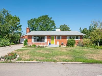 Provo Single Family Home For Sale: 2861 N 220 E