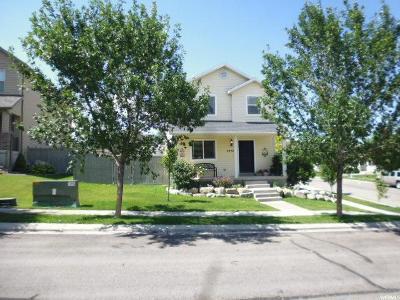Eagle Mountain Single Family Home For Sale: 7777 N Mountain Ash Way