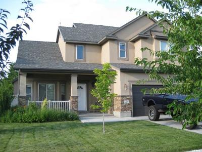 Stansbury Park Single Family Home For Sale: 6832 N Stansbury Prkw