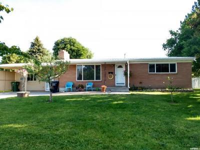 Smithfield Single Family Home For Sale: 277 E 100 S