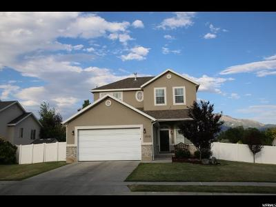 Lehi Single Family Home For Sale: 1512 N 250 W
