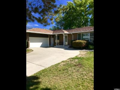 Sandy Single Family Home For Sale: 762 E Silver Sage Dr
