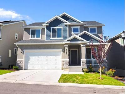 Herriman Single Family Home For Sale: 4898 W Chrome Rd S