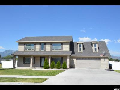 Nibley Single Family Home For Sale: 3223 S 1500 W