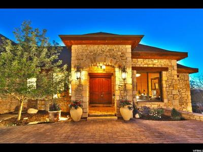 Park City Single Family Home For Sale: 1877 Red Hawk Trl