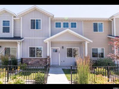 Logan Townhouse For Sale: 1579 N 420 W #103