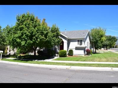 Draper Single Family Home For Sale: 11895 S Inauguration Rd W