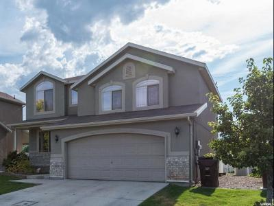 West Valley City Single Family Home For Sale: 3920 S Cliffhaven Ln