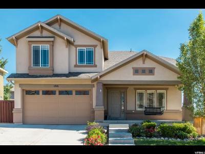 Draper Single Family Home For Sale: 1816 E Walnut Grove Dr