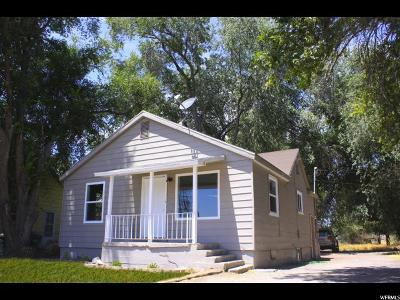 Provo Single Family Home For Sale: 1170 W 100 N