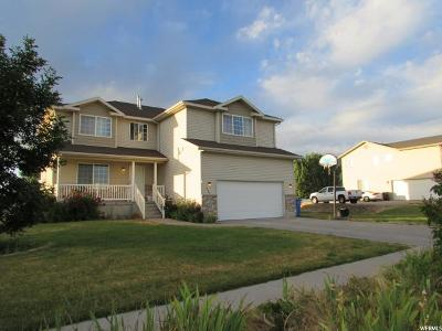 Nibley Single Family Home For Sale: 333 W 3400 S