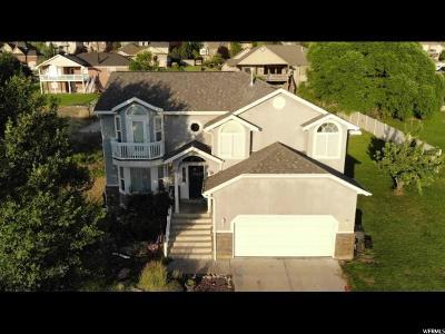 Willard Single Family Home For Sale: 7465 S 530 W