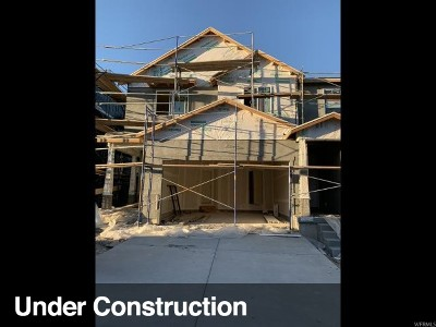 Lehi Townhouse For Sale: 4174 W 1630 N #746