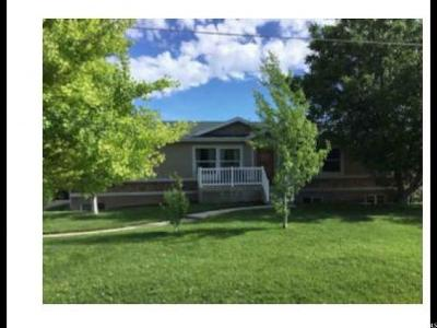 Bluffdale Single Family Home For Sale: 2250 W 14850 S