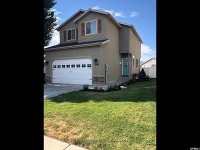 Lehi Single Family Home For Sale: 1908 N Pointe Meadow Loop W