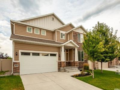 South Jordan Single Family Home For Sale: 3856 W Tottori Dune Dr S