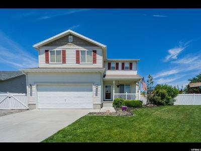 Stansbury Park Single Family Home For Sale: 223 E Clermont Ln S
