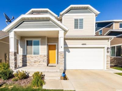 Midvale Single Family Home For Sale: 6891 S Suzanne Dr W