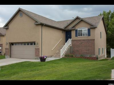 Lehi Single Family Home For Sale: 1419 W 3175 N