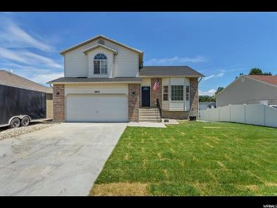 West Valley City Single Family Home For Sale: 6401 S High Bluff Dr W