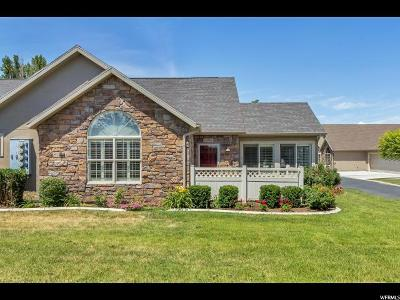 West Jordan Single Family Home For Sale: 2962 W Abbey Springs Cir S