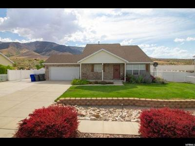Saratoga Springs Single Family Home For Sale: 4057 Sunrise Dr
