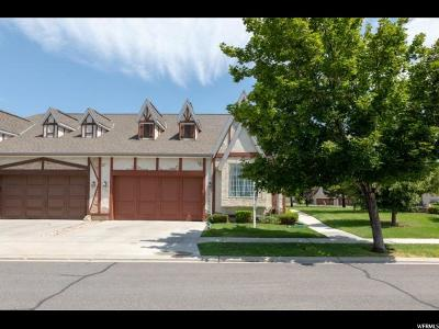 Spanish Fork Single Family Home For Sale: 3123 E Somerset Village Way