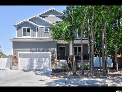 Murray Single Family Home For Sale: 549 E Virginia St