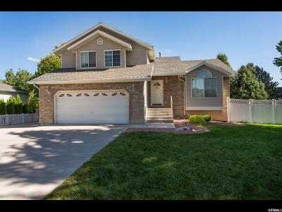 American Fork Single Family Home For Sale: 341 W 1400 N