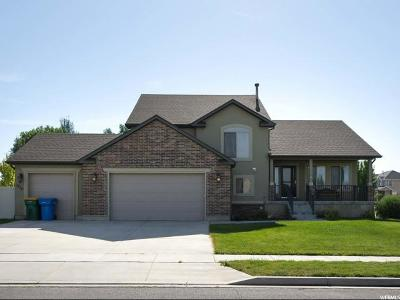 Lehi Single Family Home For Sale: 1219 S 2220 W