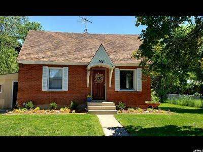 Springville Single Family Home For Sale: 665 S 400 E