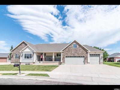 Logan Single Family Home For Sale: 1383 Box Elder Cir