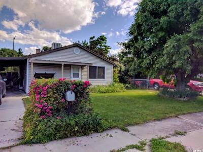 Provo Single Family Home For Sale: 903 W 1225 N