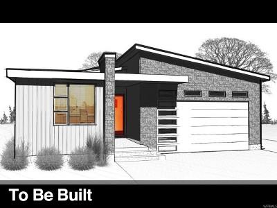 Salt Lake City Single Family Home For Sale: 2997 S Dream Weaver Cv E #106