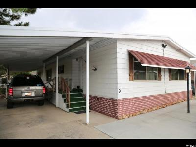 Spanish Fork Single Family Home For Sale: 1050 E 800 N #9