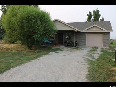 Preston Single Family Home For Sale: 1121 N 800 W
