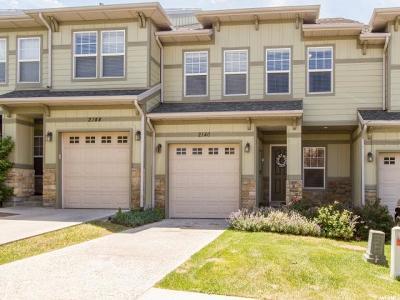 Draper Townhouse For Sale: 2140 E Whitekirk Way S