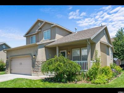 Lehi Single Family Home For Sale: 3574 W New Land Loop