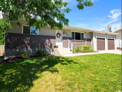 West Jordan Single Family Home For Sale: 6872 S 1520 W