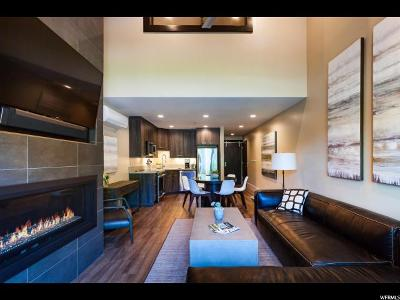 Park City Condo For Sale: 1401 Lowell Ave #33