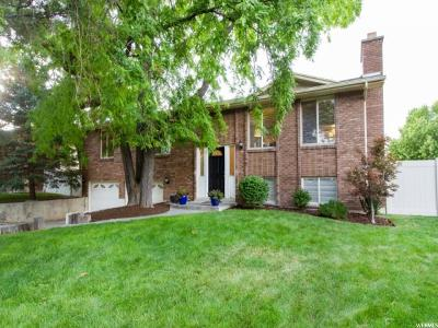 South Jordan Single Family Home For Sale: 1240 W 10610 S