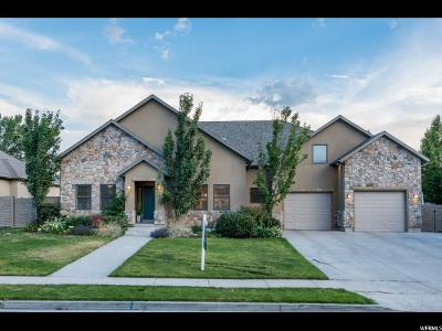 Highland Single Family Home For Sale: 4765 W Caddie Ln