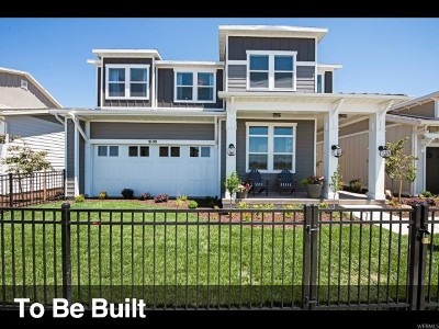 Cottonwood Heights Single Family Home For Sale: 9142 S Renoir Ln E #125